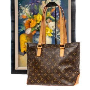 Louis Vuitton Bags - LOUIS VUITTON Cabas Piano Tote